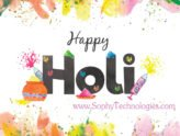 Happy Holi by Sophy Technologies